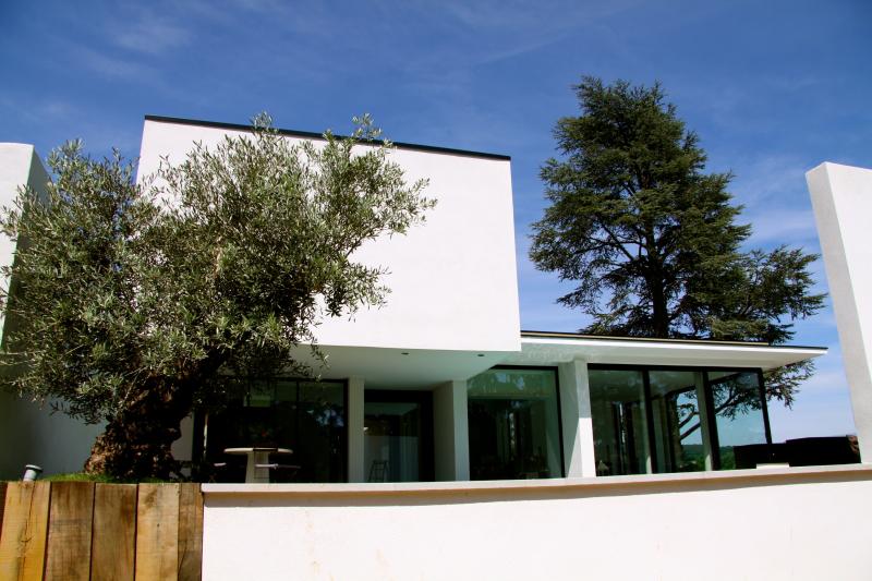 Superbe maison d 39 architecte design et dardilly rhone - Maison d architecte design ...